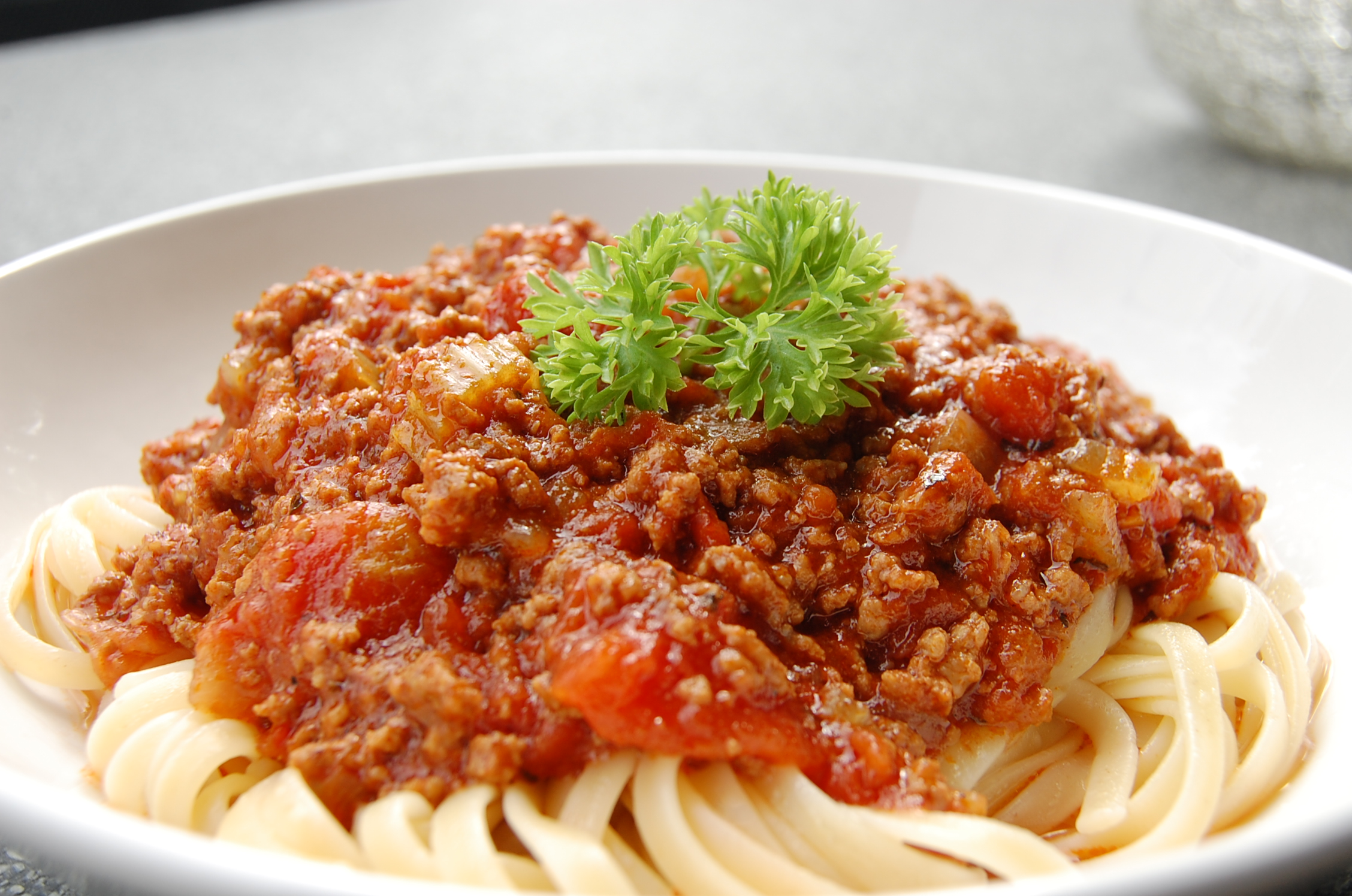 Spaghetti with Meatsauce
